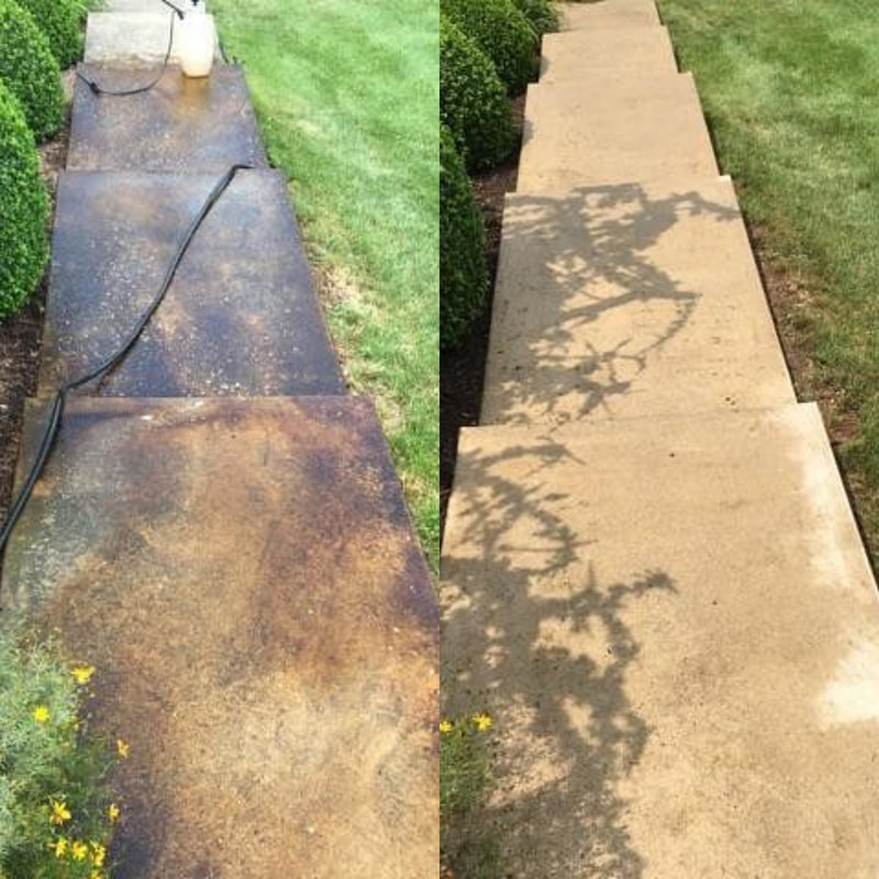 Gold Star Mobile Pressure Washing Services